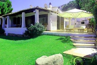 Villa Palme - 50 m plage de sable