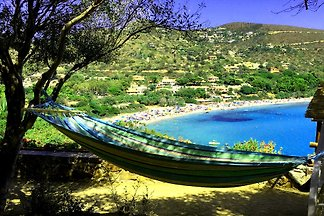 Villa Maria Francesca - posizione sulla spiaggia