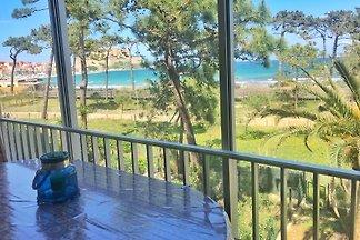 Appartement Calvi vue sur la plage