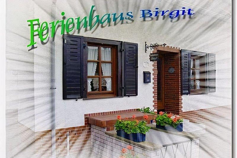 Ferienhaus Birgit