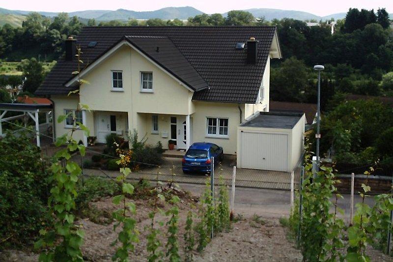 Unser Haus in Saarburg