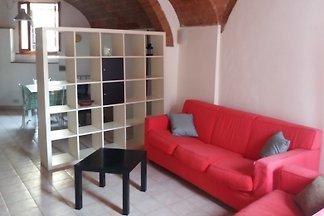 barrel vault roof, Casa Marcella