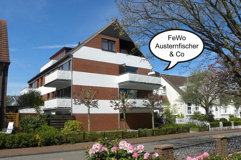 Hier liegt sie unsere kleine Wohnung an der Zedeliusstraße 14