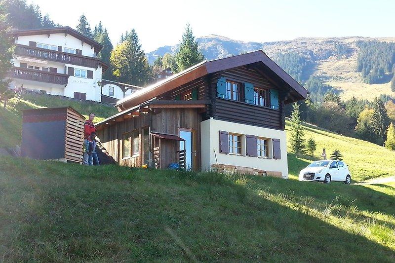 Ferienhaus Munggaloch Wangs Pizol