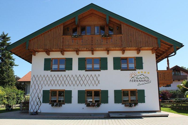 Ferienhaus Brauneck in Lenggries