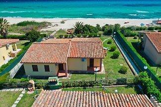 Villa Le Mimose 1 B-1.Reihe am Meer