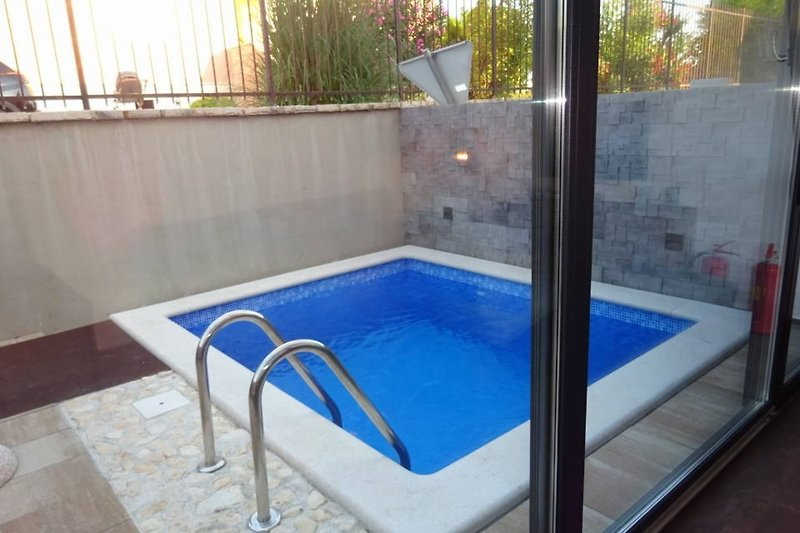 Pool des Appartement