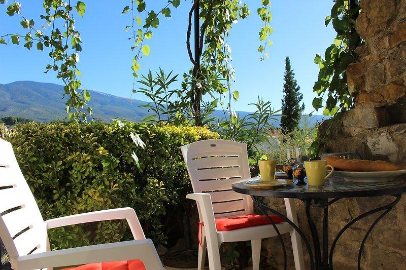 Terrasse Maison Lisa