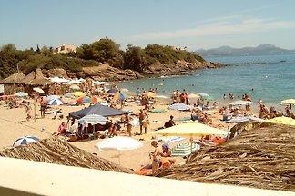 zu Fuss zum Strand , Côte D'Azur
