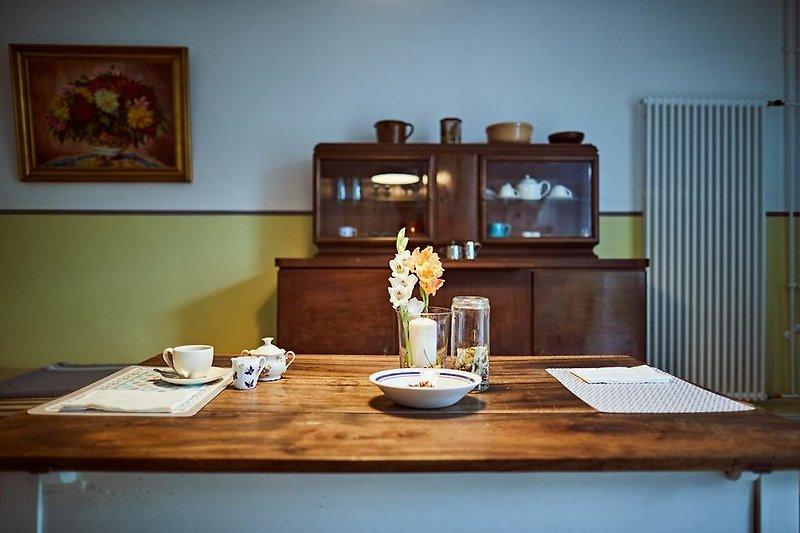Mina Gutshof-Küche