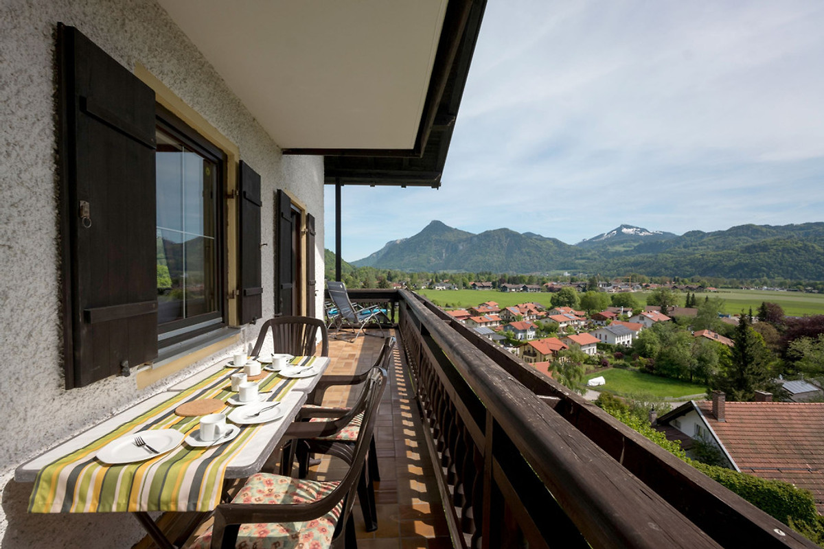 Bergschlössl Wohnung 18 In Oberaudorf Frau Sandra Wagner Scherer