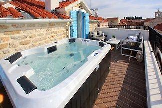 Luxury villa Vito with sea view