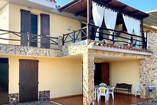 Villa Lolu, Doppelhaushälfte mit Meerblick