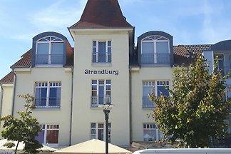 App. Strandmuschel/Villa Strandburg