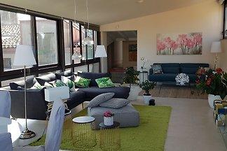 Luksusowy i relaksujący dom w pobliżu Etny