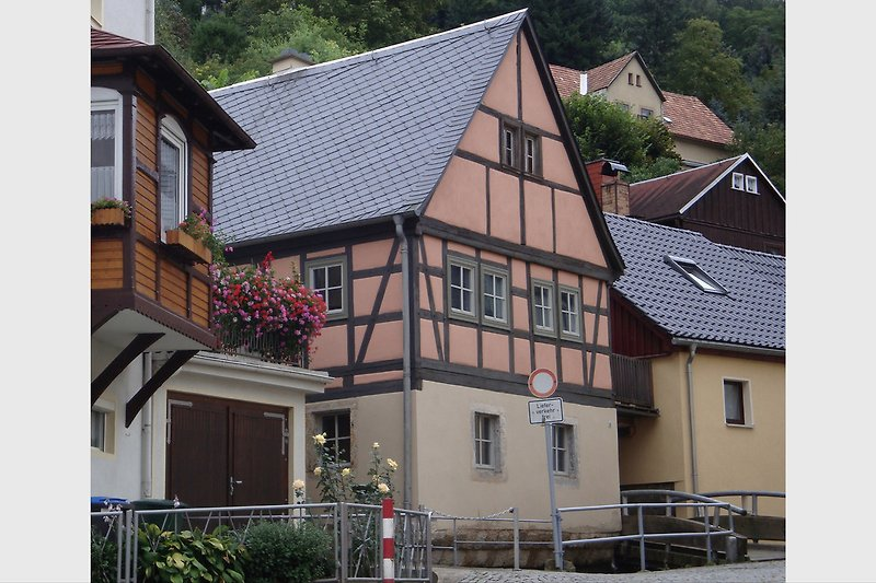 Altes Elbschifferhaus