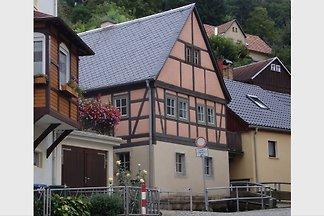 Ferienhaus Altes Elbschifferhaus