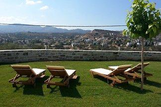 Villa Jodi, Panorama view, Pitsidia
