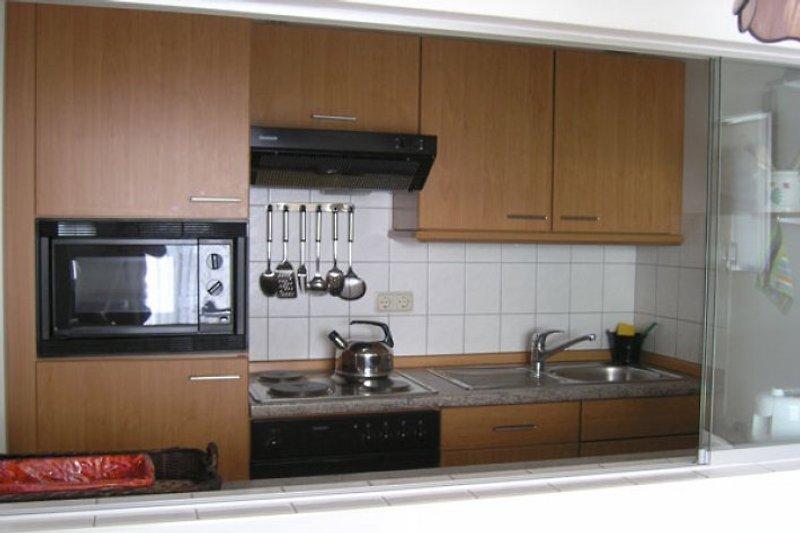 Haus Stranddüne - Küche