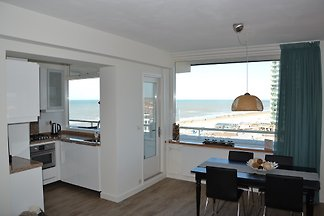 Beach view apartment