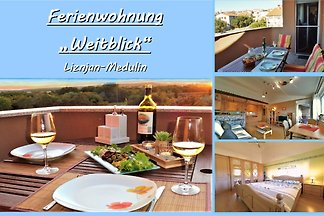 """Holiday apartment """"Weitblick"""""""