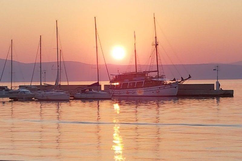 Hafen Njivice
