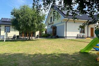 Villa Sloneczko, Misdroy Nähe