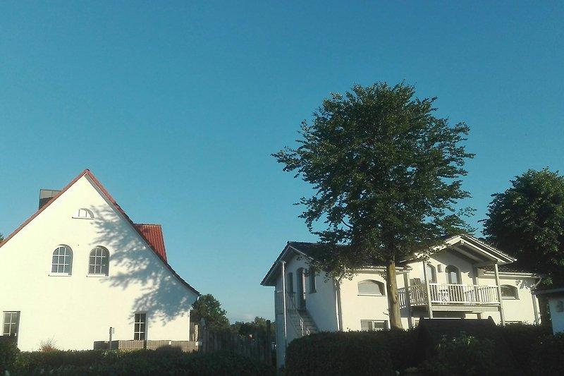 Ostseevilla und Käptn's Hus
