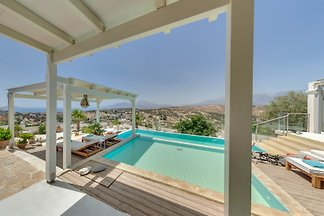 Luxury Seaview Villa Thea Pitsidia