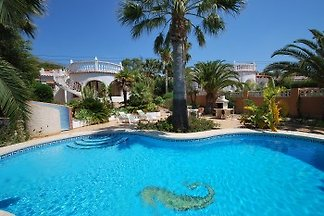 Villa Dragon in Calpe