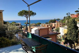 Holiday flat family holiday Recco