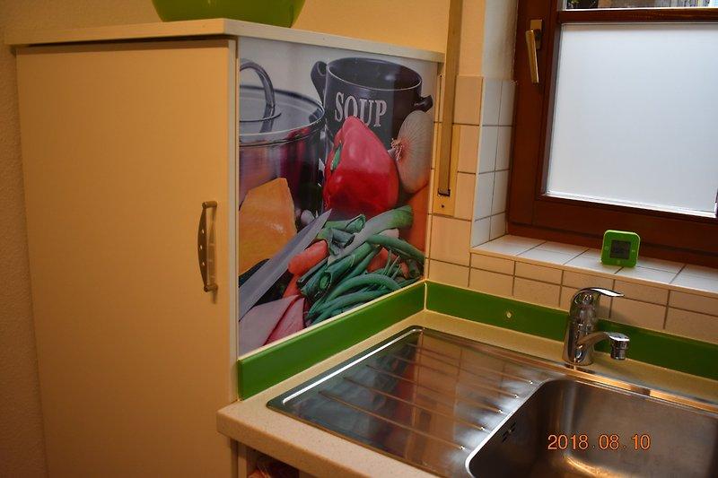 Küche -Detail