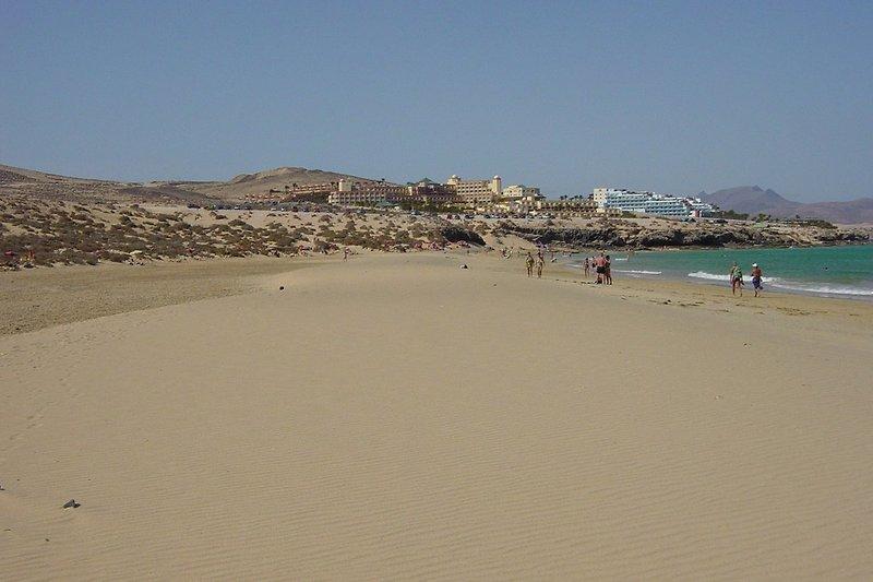 Sandstrände Costa-Calma