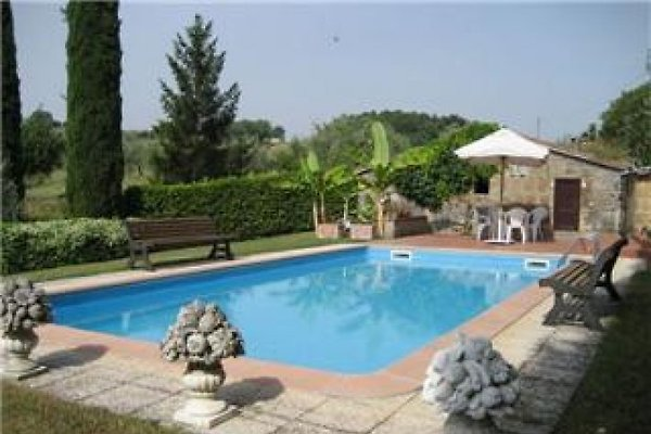Villa La Carraia in Pacognano - Bild 1