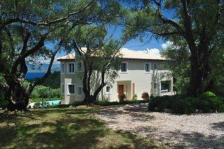 Villa Aurora, Avlaki Corfu