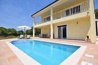 Ferienhaus MAYA mit Pool fur 6-8