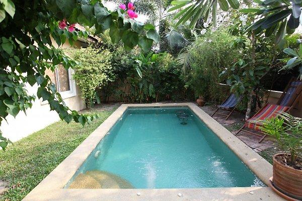 Ferienhaus mit Pool b Pattaya en Pattaya Bang Sare - imágen 1