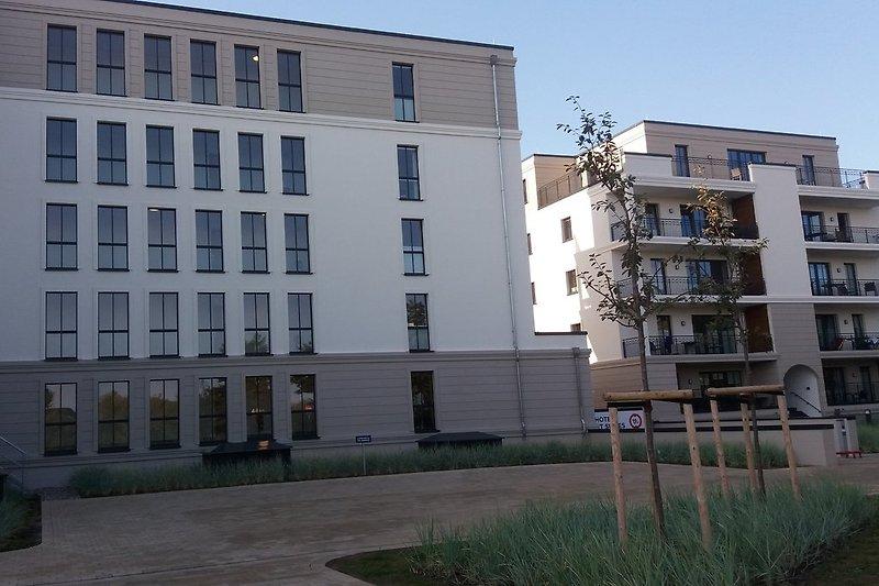 Aparthotel Südseite