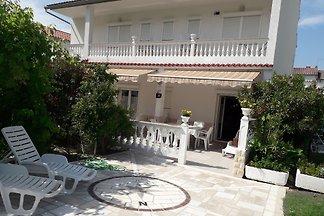 Balcony Tina  6 +3 on first floor