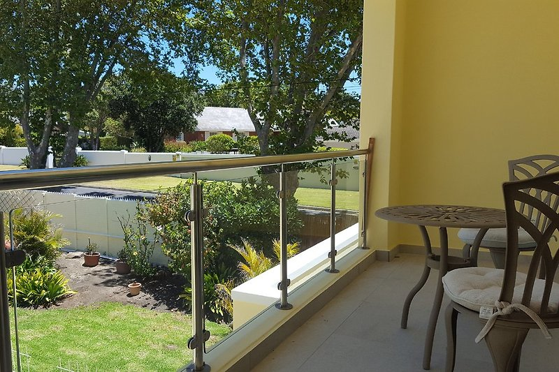 Junior-Suite Merlot - Balkon, beleuchtet