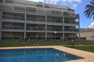 Vakantie-appartement Gezinsvakantie Denia