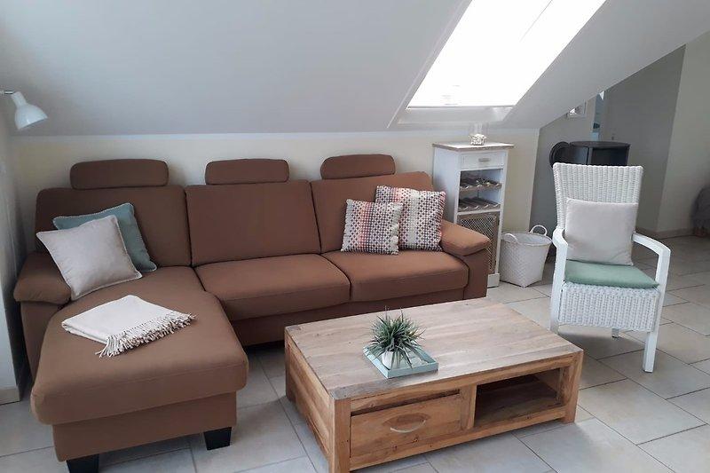 Bequemes hochwertiges Sofa