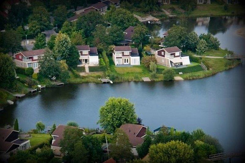 Luftbild vom Lage