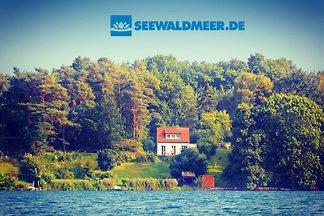 Ferienhaus SeeWaldMeer bei Schwerin