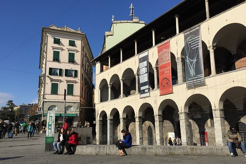 Piazza della Commenda