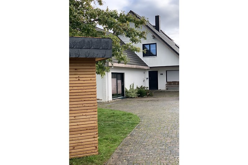 Ferienhaus Ostseetraum