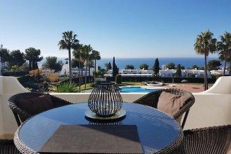 Luxus Penthouse bei Marbella