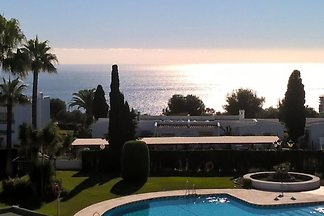 Holiday flat family holiday Mijas Costa