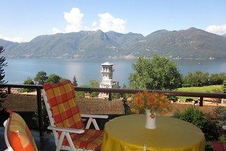 preiswerte  private Ferienwohnung am Lago Maggiore/Italien