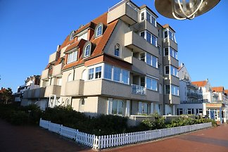 Strandvilla Marina 12, Balkon mit Meerblick